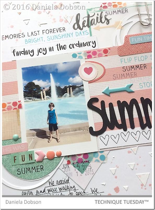 Summer close by Daniela Dobson