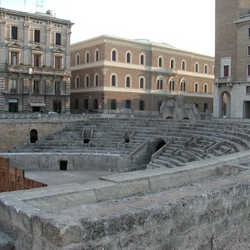 The capital of Salento and its beautiful architecture may become World Heritage.