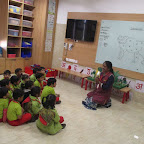 INTRODUCTION TO LEOPARD FOR NURSERY, WITTY WORLD 21.11.2016