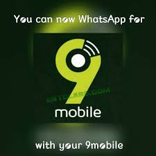 How To Qualify For 9mobile Free WhatsApp