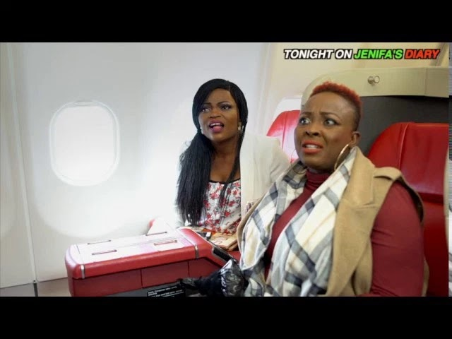 Video: Jenifa's Diary Season 7 Episode 1 (THE JOURNEY 2)