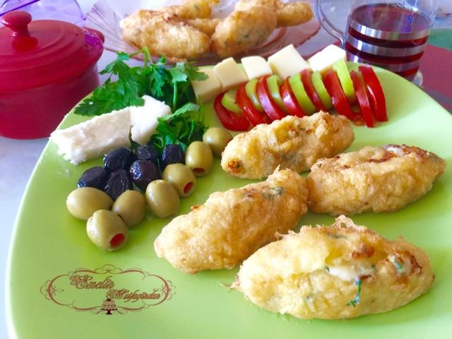 Patates Köftesi (Kaşarlı)