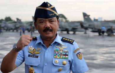 Panglima TNI Mutasi 49 Perwira Tinggi, 3 Pangdam Diganti
