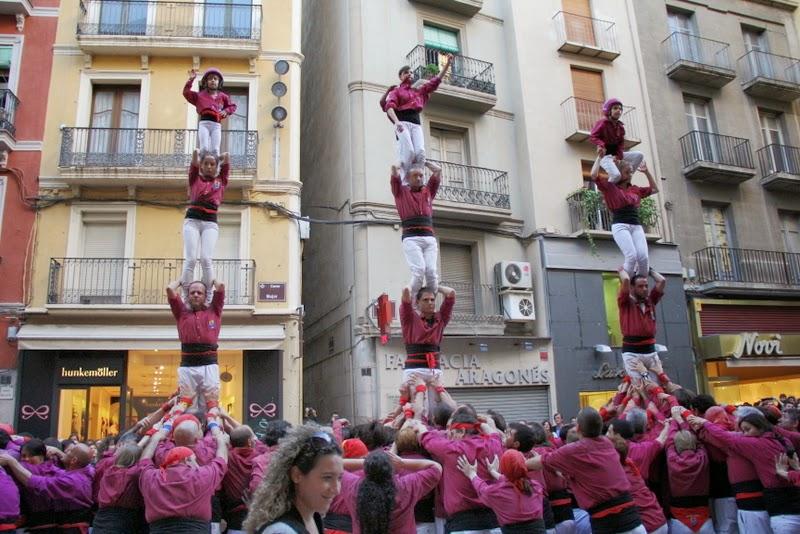 19è Aniversari Castellers de Lleida. Paeria . 5-04-14 - IMG_9578.JPG