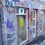 graffiti in reykjavik in Reykjavik, Hofuoborgarsvaeoi, Iceland