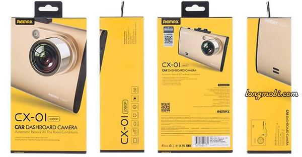 camera hành trình remax cx-01
