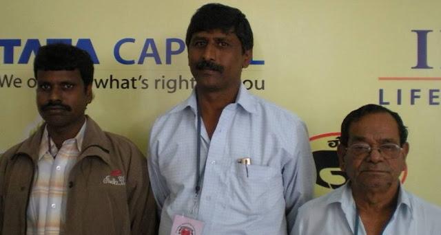 2009 Winter Nationals - Support Staff Shivraj, Puttaswamy, Vaadyar