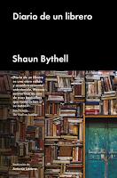 Diario de un librero de Shaun Bythell, no ficción, memorias, anécdotas, Escocia, librería The Bookshop