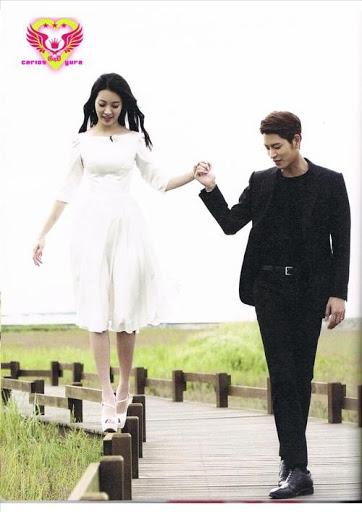 We Got Married (Hong Jong Hyun And Yura)
