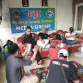 Persatuan Jurnalis Indonesia Cianjur Mengadakan Rapat Koordinasi Bersama Awak Media