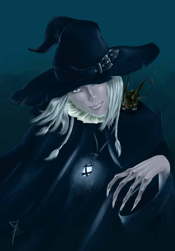 Witch 1, Pretty Witches