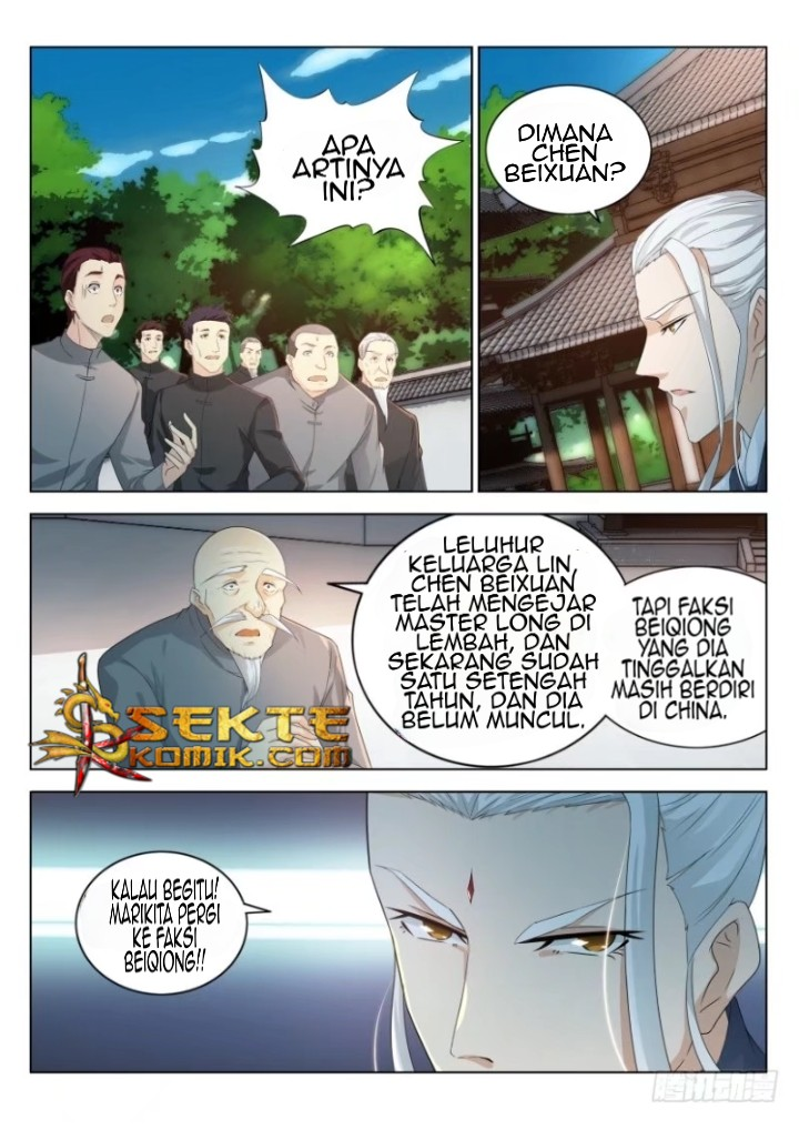 Rebirth Of The Urban Immortal Cultivator: Chapter 287 - Page 16