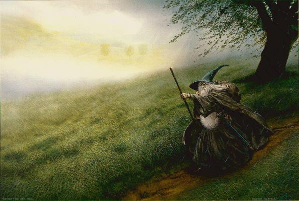 Gandalf Trip, Fantasy Scenes 3