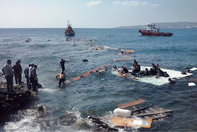 500 Migrants May Have Died in Sinking of Boat