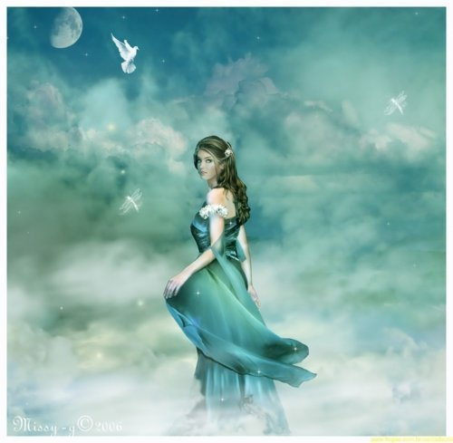 Magical Wind And Princess, Magic And Spells