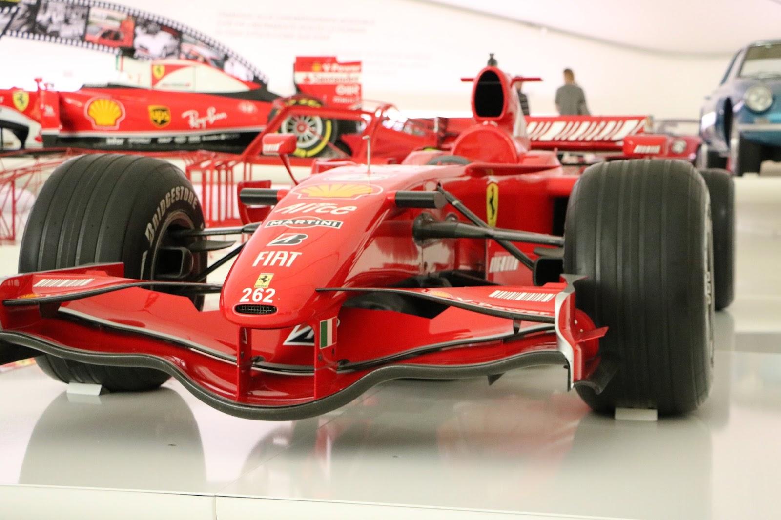 Modena - Enzo Museum 0100 - 2007 Ferrari F1.jpg