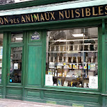 destruction des animaux nuisibles in paris in Paris, Paris - Ile-de-France, France