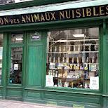 destruction des animaux nuisibles in paris in Paris, Paris - Ile-de-France, France