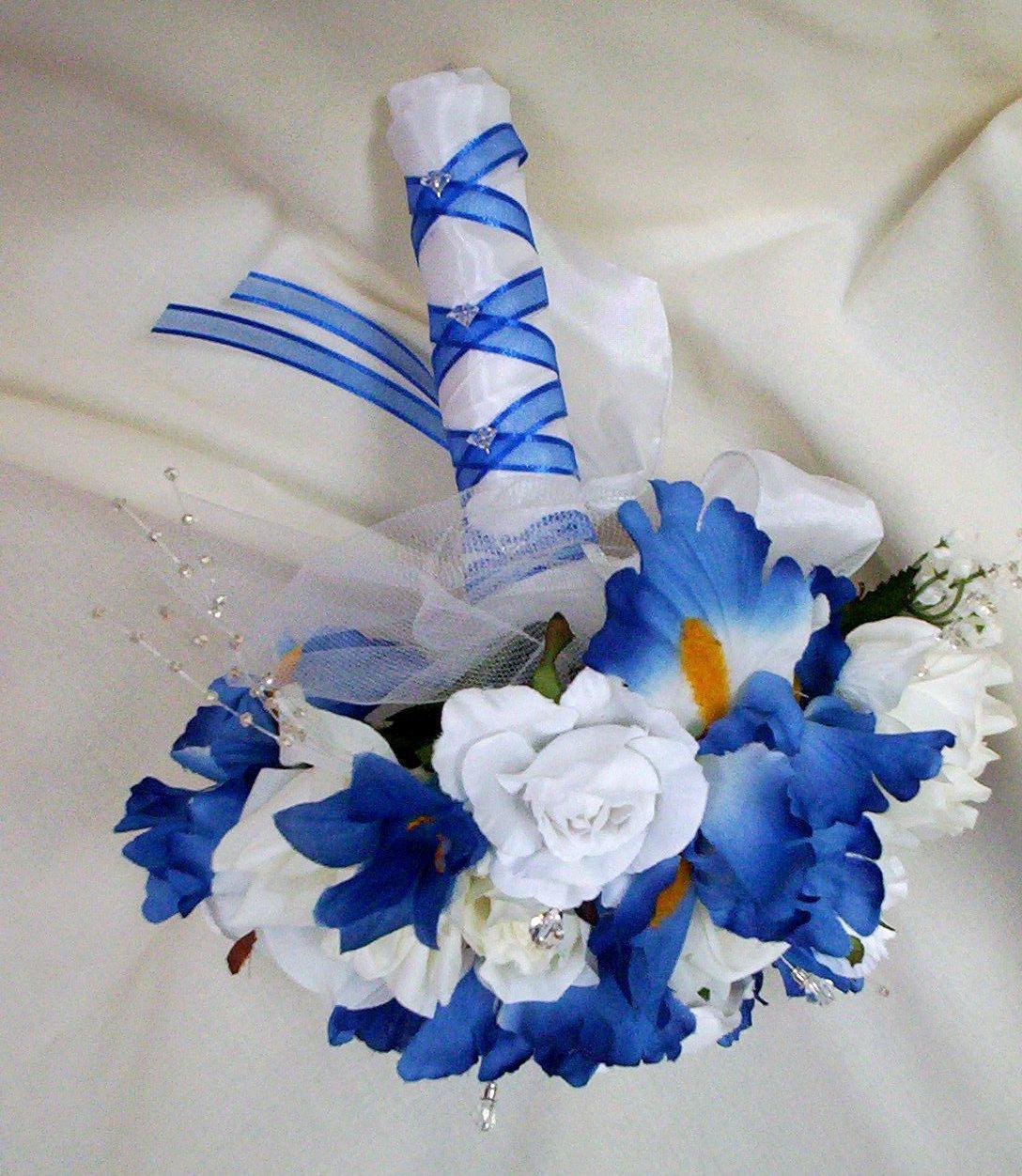 Yanisells blog and blue wedding flowers and blue wedding flowers izmirmasajfo