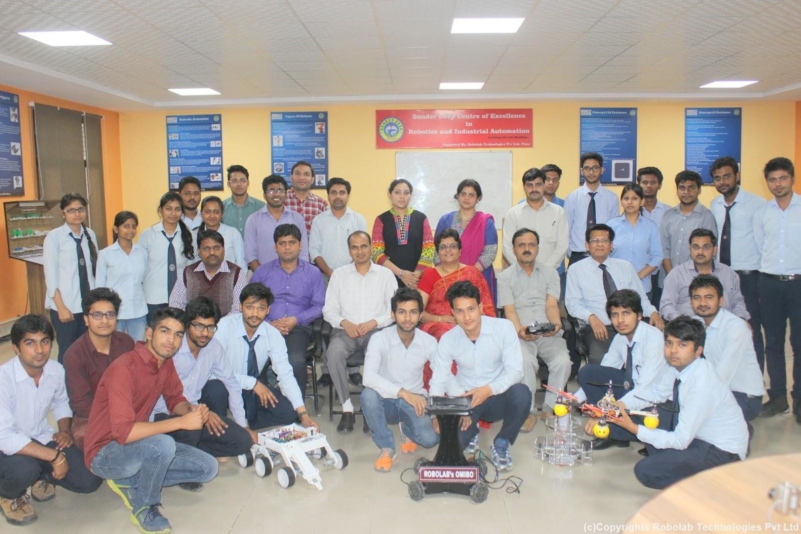 SunderDeep Group of Institutions, Ghaziabad Robolab (7).jpg