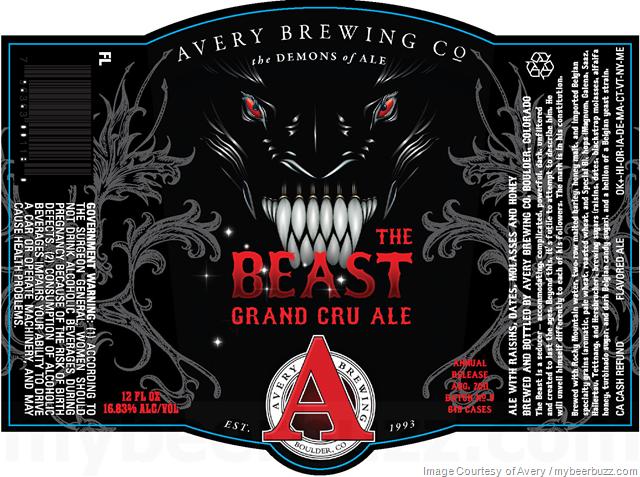 Avery The Beast Grand Cru Ale Returns For 2018