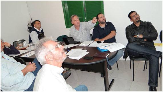 Grupo de trabalho se reúne para discutir PDUI