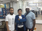 Sifu Sorwar Ahmed, Sifu Sam Lau and Sifu Garry Mckenzie.