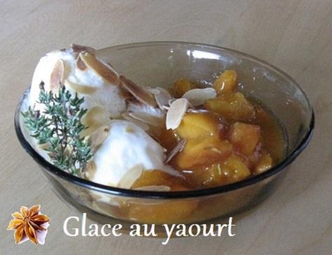 recette de la glace au yaourt sans sorbetière