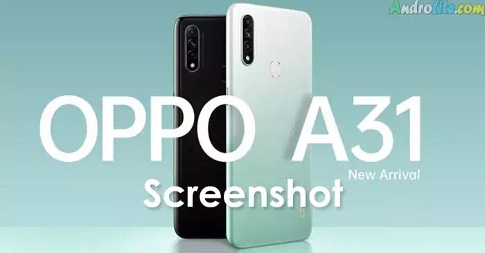 Oppo A31 Screenshot