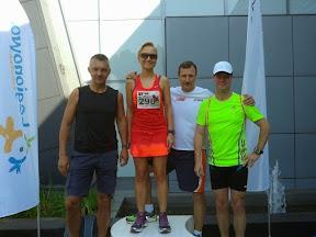 VI Legionowska Dycha (8 czerwca 2014)