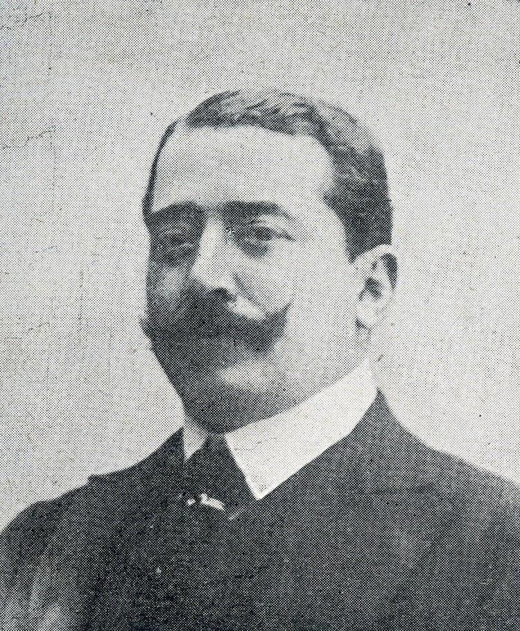 El marques de Tovar, propietario junto al Sr. Aristeguieta del buque. De la revista La Vida Maritima. Año 1904.JPG