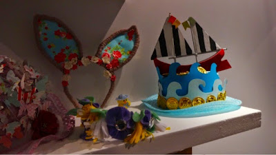 Bunny Ears and Pirate Easter Hat - Hobbycraft