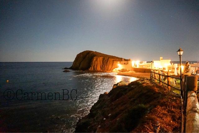 La Isleta nocturna