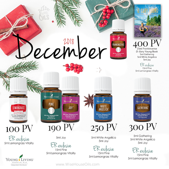 December 2018 Young Living Promo WHO b