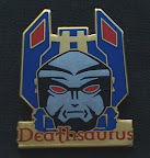"BotCon 2005 ""First 100"" Pin"