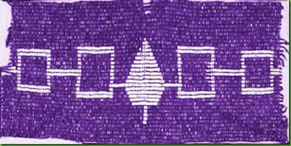 Hiawatha belt