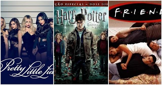 Harry Potter, Friends e Pretty Little Liars chegam em junho na HBO Max