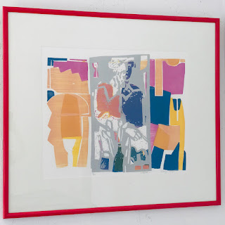 'Atelier' Signed Lithograph
