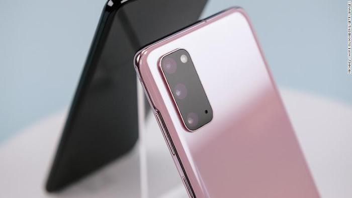 Samsung S20 FE MAROC