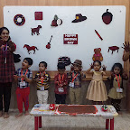 Brown Day Celebration by Nursery Section (2018-19), Witty World, Goregaon East