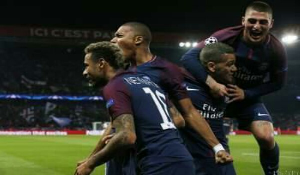 Paris Saint-Germain vs Bayern Munich Champions League Match Highlight