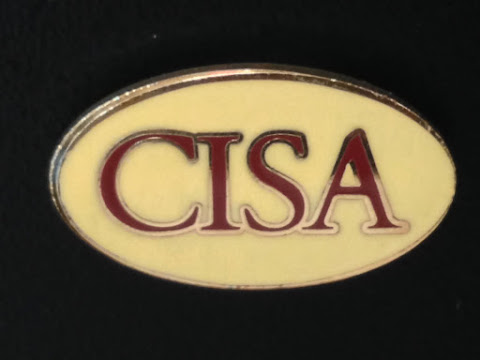 CISA Badge