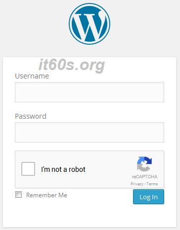 "Cách bảo mật Wordpress tốt nhất bằng cách tích hợp ""NO RECAPTCHA"" 6"