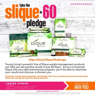 06 Slique New Year New You - Ningxia