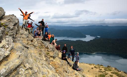 Lake Waikaremoana: Pilgrimage DTS 2015