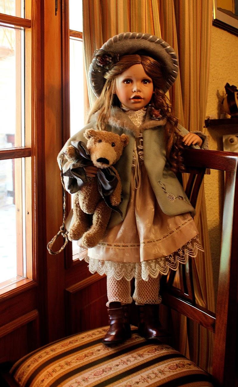 la bambola della bisnonna di Naldina Fornasari