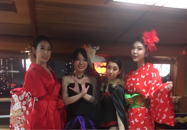 After party Tokyo バーレスクダンス|女性マジシャン・アリス(有栖川 萌)|☆マジックショー・イリュージョン・和妻の出張・出演依頼受付中☆
