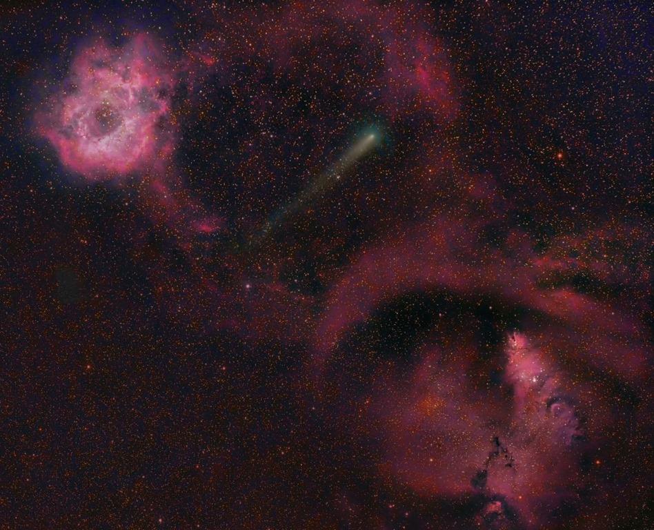 [cometa+entre+as+nebulosas+Cone+e+Rosette%5B4%5D]