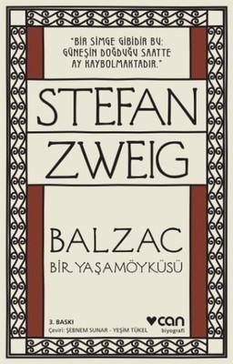 Stefan Zweig – Balzac: Bir Yaşam Öyküsü