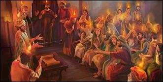 Pentecostes 8
